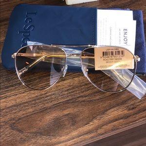 NWOT Le Specs Road Trip Glasses